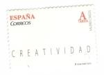 Sellos del Mundo : Europa : España : Valores cívicos. Creatividad