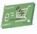 Sellos del Mundo : Europa : España : e-commerce