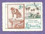 Sellos del Mundo : Africa : Liberia : 365