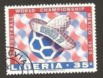 Sellos del Mundo : Africa : Liberia : 514