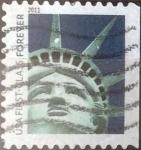 Stamps United States -  Scott#4518 , intercambio 0,25 usd. Forever. 2011