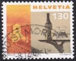 Stamps : Europe : Switzerland :  gastronomía
