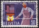 Stamps : Europe : Switzerland :  herrero