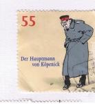 Sellos del Mundo : Europa : Alemania : Der Huptmann von Köpenick
