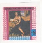 Stamps : Africa : Equatorial_Guinea :  PINTURA DE CORREGGIO