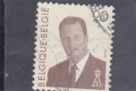 sello : Europa : Bélgica : REY BALDUINO I