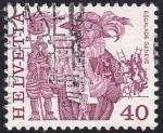Stamps : Europe : Switzerland :  Escalade