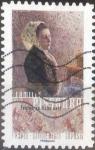 Stamps France -  Scott#xxxxl , intercambio 0,50 usd. L.Verte 20 gr. 2016