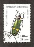 Sellos de Africa - Madagascar -  1218