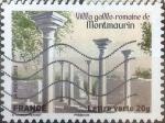 Stamps France -  Scott#xxxxl , intercambio 0,50 usd. L.Verte 20 gr. 2013