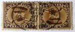 Stamps : Europe : Belgium :  1932 Belgium tête-beche pair