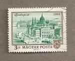 Sellos de Europa - Hungría -  Budapest