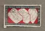 Sellos del Mundo : America : Cuba : Conferencia Países Sub-industrializados