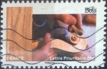 Stamps : Europe : France :  Scott#xxxxa , intercambio 0,50 usd. L.Verte 20gr. 2015