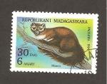 Sellos de Africa - Madagascar -  1183