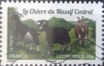 Stamps : Europe : France :  Scott#xxxxf , intercambio 0,50 usd. L.Verte 20gr. 2015
