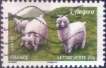 Stamps : Europe : France :  Scott#xxxxh , intercambio 0,50 usd. L.Verte 20gr. 2015