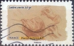 Stamps : Europe : France :  Scott#xxxxd , intercambio 0,50 usd. L.Verte 20gr. 2015
