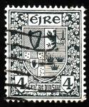 Stamps Ireland -  Escudos