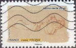 Stamps : Europe : France :  Scott#xxxxk , intercambio 0,50 usd. L.Verte 20gr. 2015