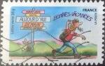 Stamps : Europe : France :  Scott#xxxxa , intercambio 0,50 usd. L.Verte 20gr. 2015