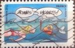 Stamps : Europe : France :  Scott#xxxxb , intercambio 0,50 usd. L.Verte 20gr. 2015