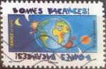 Stamps : Europe : France :  Scott#xxxxd , intercambio 0,50 usd. L.Verte 20gr. 2015