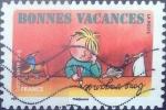 Stamps : Europe : France :  Scott#xxxxe , intercambio 0,50 usd. L.Verte 20gr. 2015