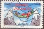 Stamps : Europe : France :  Scott#xxxxg , intercambio 0,50 usd. L.Verte 20gr. 2015