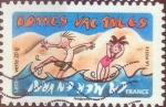 Stamps : Europe : France :  Scott#xxxxi , intercambio 0,50 usd. L.Verte 20gr. 2015