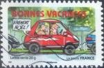 Stamps : Europe : France :  Scott#xxxxj , intercambio 0,50 usd. L.Verte 20gr. 2015