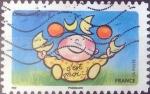 Stamps : Europe : France :  Scott#xxxxf, intercambio 0,50 usd. L.Verte 20gr. 2014