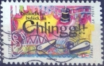 Stamps : Europe : France :  Scott#xxxxi , intercambio 0,50 usd. L.Verte 20gr. 2016