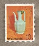 Stamps North Korea -  Porcelana coreana