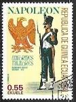 Stamps : Africa : Equatorial_Guinea :  Uniformes militares