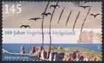 Sellos del Mundo : Europa : Alemania : observatorio ornitlógico Helgoland
