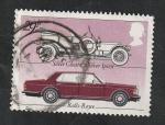 Sellos del Mundo : Europa : Reino_Unido :  1061 - Rolls Royce