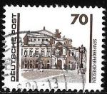 Sellos del Mundo : Europa : Alemania : Alemania DDR-cambio