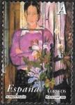 sello : Europa : España : pintura