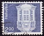 Stamps Switzerland -  Balcón