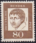 Stamps Europe - Germany -  Kleist