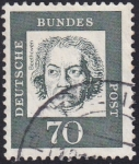 Stamps Europe - Germany -  Beethoven