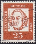 Stamps Europe - Germany -  Balthasar Neumann