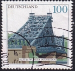 Stamps of the world : Germany :  Blaues Wunder