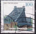 Stamps : Europe : Germany :  Blaues Wunder