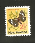 Stamps New Zealand -  CAMBIADO MB