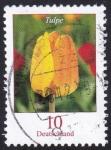 Sellos del Mundo : Europa : Alemania :  Tulipa