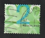 Stamps of the world : Netherlands :  3119 - Cifra