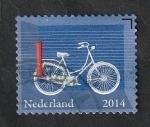 Stamps : Europe : Netherlands :  Bicicleta