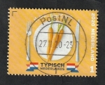 Stamps Europe - Netherlands -  Plato típico